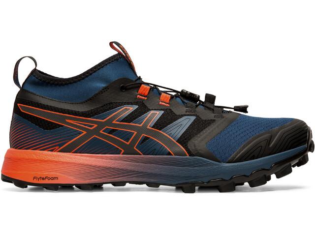 565f7b45 asics FujiTrabuco Pro Shoes Men, mako blue/graphite grey | Sklep ...